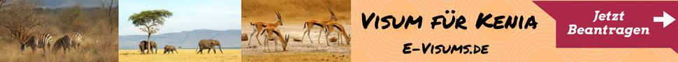 Visum Kenia